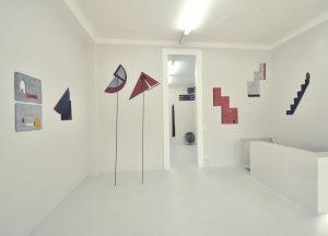 Gerhard Walter Feuchter | WILL EINER WOHNEN | Ausstellung Galerie Moench Berlin | 2016