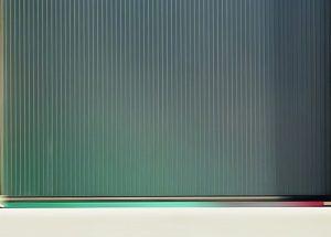 Betina Kuntzsch | A100 BUNDESPLATZ 5 | 2008 | Videozeichnung | Lambdaprint auf Alu-Dibond | Auflage 5+2 AP | 50 x 70 cm | Galerie Moench Berlin