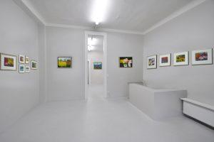 Klaus Fußmann | LANDSCHAFTEN BLUMENBILDNISSE | Ausstellung 2015 | Galerie Moench Berlin
