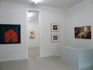 Accrochage 2009 Galerie Moench Berlin