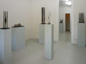 Ausstellung Brigitte und Martin Matschinsky-Denninghoff 2011 Galerie Moench Berlin