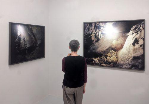 Friedrich Gobbesso Irrlicht Fotografie Galerie Moench Berlin