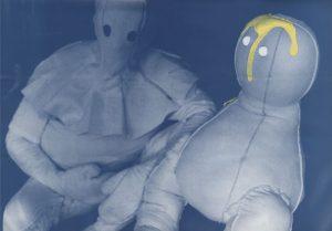 Alexander Braun | spit on a stranger | Galerie Moench Berlin