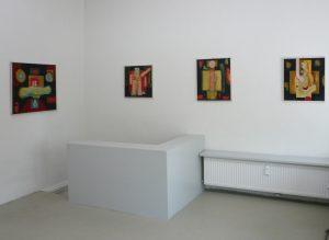 Fritz Jarchov | Galerie Moench Berlin
