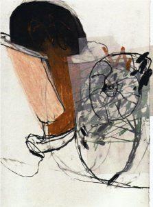 Helmut Klock | Bilder | Zeichnungen | Projektionen | Galerie Moench Berlin