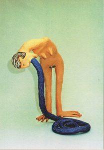 Sevgi Kaygun | Skulpturen | Zeichnungen | Galerie Moench Berlin