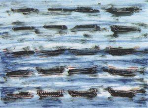 Valeska Zabel | Monotypie | Galerie Moench Berlin