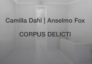 Camilla Dahl | Anselmo Fox | corpus delicti | Galerie Moench Berlin