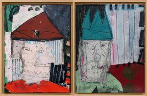 Hansi Sprenger | Die sieben Zwerge | Galerie Moench Berlin