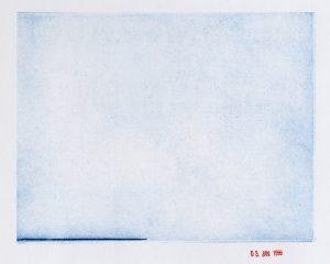 Valeska Zabel | 52 Linien | 3. Januar 1999 | Galerie Moench Berlin