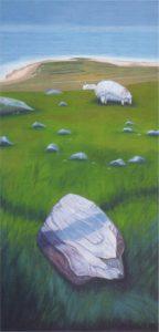 Valeska Zabel | Das Geheimnis der Schafe | Galerie Moench Berlin