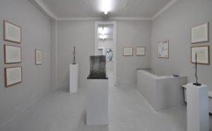 Ausstellung 40 Jahre Galerie Moench Berlin | Part III | Barbara Camilla Tucholski | Brigitte und Martin Matschinsky-Denninghoff | Mark Hipper | Matthias Keller | Joachim Szymczak