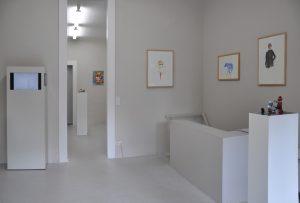 Ausstellung Victorine Mueller-Thomas-Muellenbach-Hannes-Brunner-Max-Hari-Galerie-Moench-Berlin