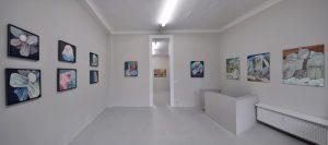 Valeska Zabel, Galerie Moench, zeitgenoessische Kunst