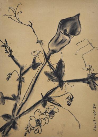 galerie moench zeitgenoessische kunst mary grunwald zeichnung